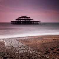 Brighton Pier Fine Art Print