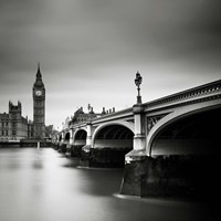 London Westminster Fine Art Print