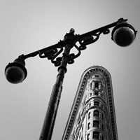 NYC Flat Iron Fine Art Print