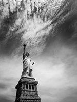 NYC Miss Liberty Fine Art Print