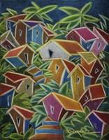 Barrio Lindo Fine Art Print