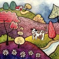 Loretta's Farm Fine Art Print