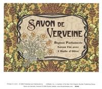 Savon De Verveine Fine Art Print