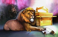 Ark Of Covenant Fine Art Print