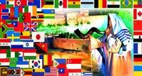 Calling All Nations Fine Art Print