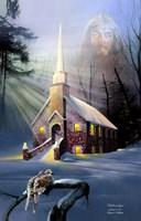 Rock Church Fine Art Print