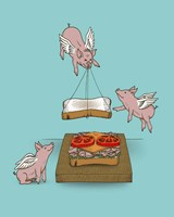 Make Me A Sandwich Fine Art Print