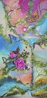 Follow the Butterflies Fine Art Print