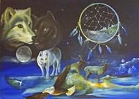 Magical Spirits Fine Art Print