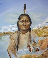 Sitting Bull Fine Art Print