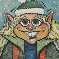 Elf Fine Art Print