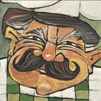 Chef Guido Fine Art Print