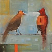 Birds Know 2 Fine Art Print