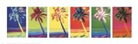 Pop Art Palms Fine Art Print