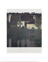 Unterach Manor Fine Art Print