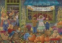 Pumpkin Time Fine Art Print