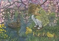 A Mother's Love Fine Art Print