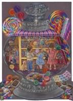 Sweeties (Candy Jar) Fine Art Print