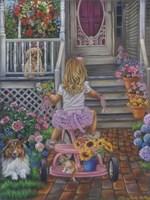 Summers Bouquet Fine Art Print