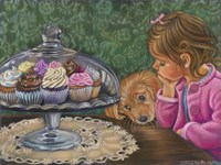 Sweet Temptations Fine Art Print