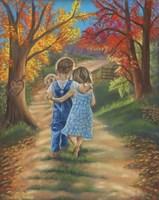 Fall in Love Fine Art Print