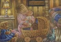 Rockabye Baby Fine Art Print