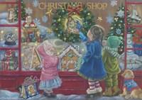 Christmas Blessings Fine Art Print