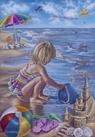 Summertime Treasures Fine Art Print