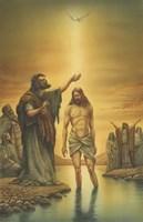 Baptism Fine Art Print