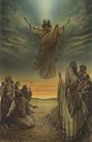 The Ascension Fine Art Print
