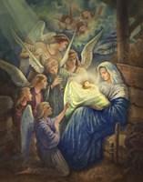 Mary Fine Art Print