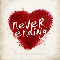 Never Ending Love Fine Art Print