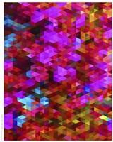 Synergy Framed Print