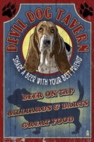 Devil Dog Tavern Fine Art Print