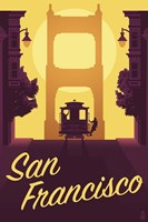San Francisco 2 Fine Art Print