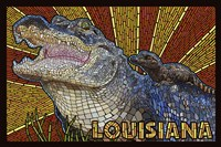 Louisiana Fine Art Print