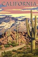 California 2 Fine Art Print