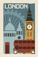 London Fine Art Print