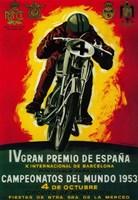 Gran Premio de Espana Fine Art Print
