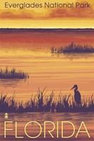 Everglades 1 Fine Art Print