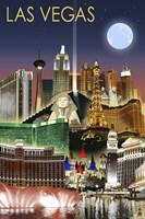 Las Vegas NV Fine Art Print