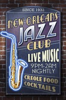 New Orleans Jazz Fine Art Print