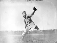 Vintage Baseball 19 Fine Art Print