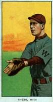 Vintage Baseball 34 Fine Art Print