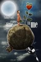 Make Time Fine Art Print