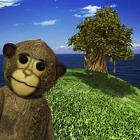Year of the Monkey Fine Art Print