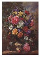 "Summer Floral I by Albert Williams - 20"" x 28"""