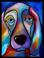 The Regal Beagle Fine Art Print