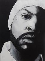 Ice Cube Fine Art Print