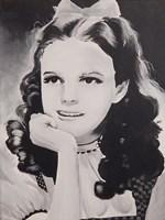 Dorothy Judy Garland Framed Print